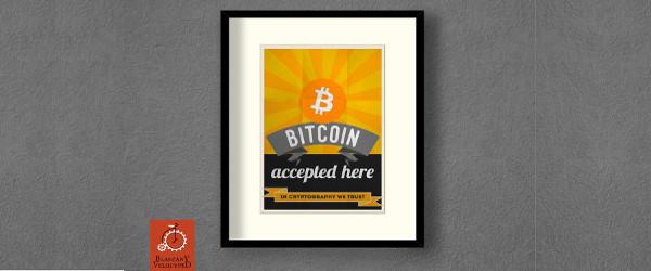 Mi prihvatamo Bitcoin